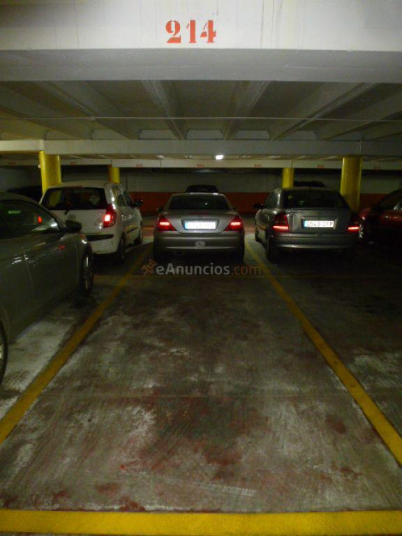 Se vende o se alquila plaza de garaje en 1527304 for Se vende plaza de parking
