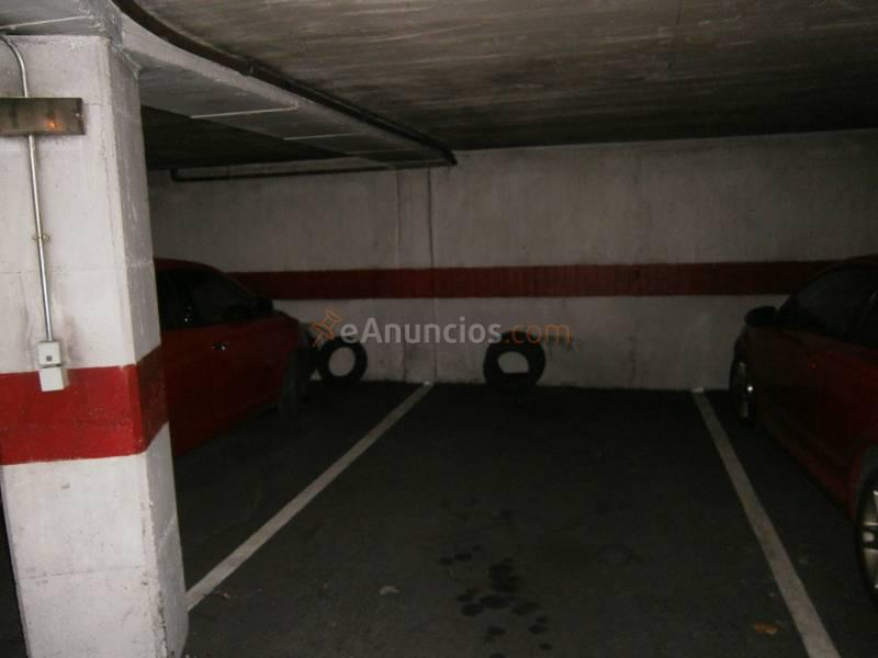 Alquiler garaje zona centro 1593743 for Anuncio alquiler plaza garaje