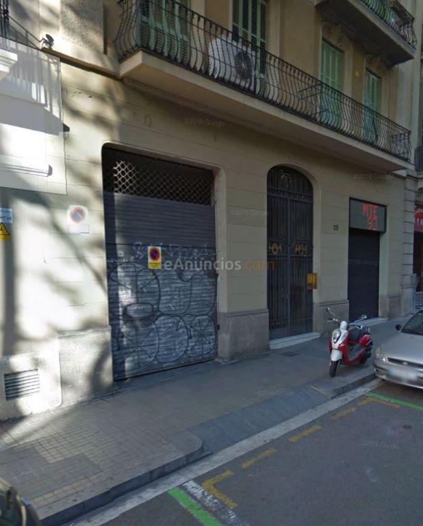 Venta plaza de garaje en passeig de sant 1654022 - Venta de plazas de garaje ...