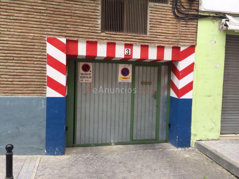 Plaza de garaje en triana 1750260 for Contrato plaza garaje